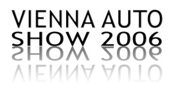 Vienna Autoshow 2006